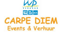 carpe diem events & verhuur op overname pad!